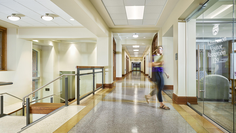 Loras College Keane Hall