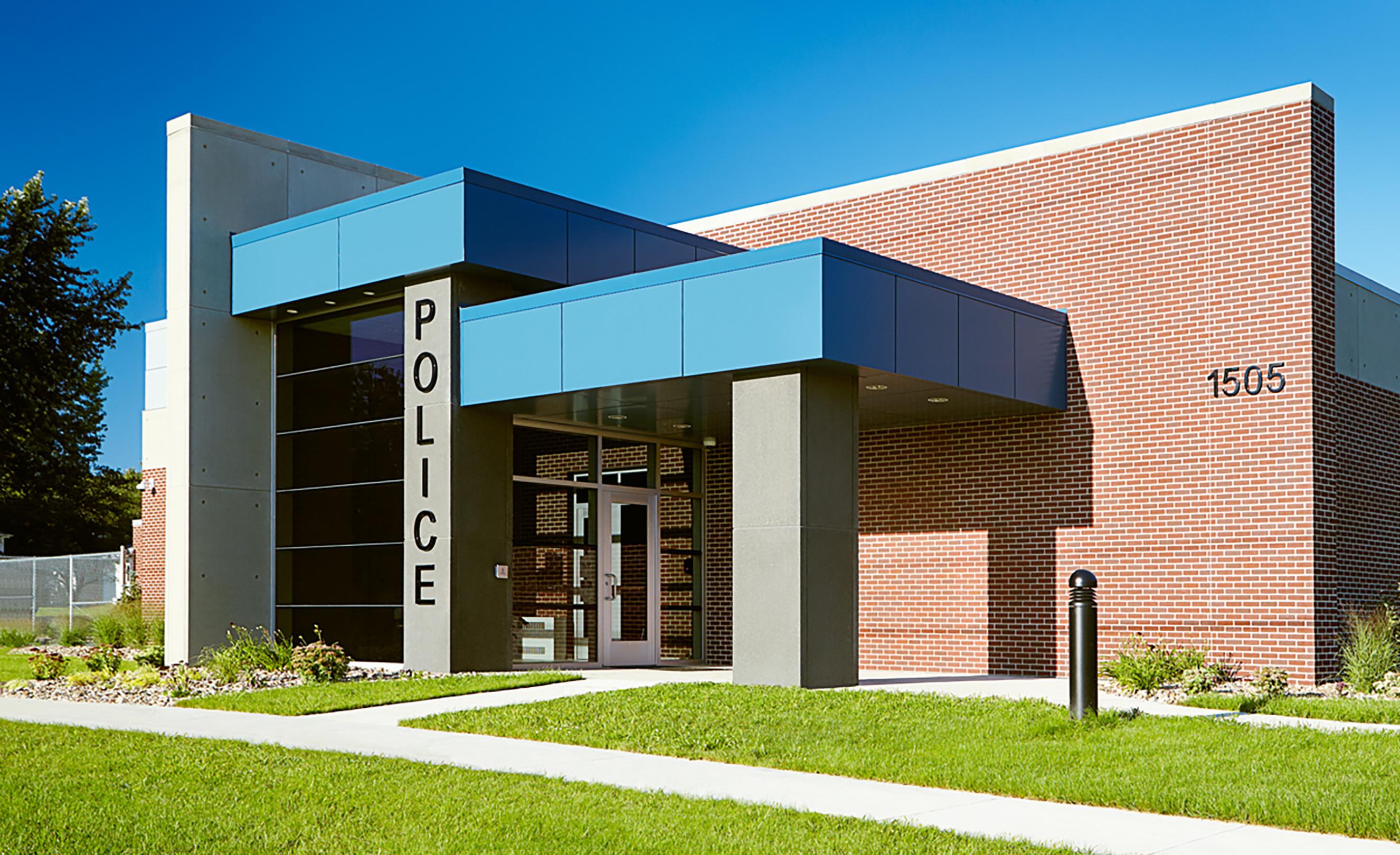 DeWitt Police Station