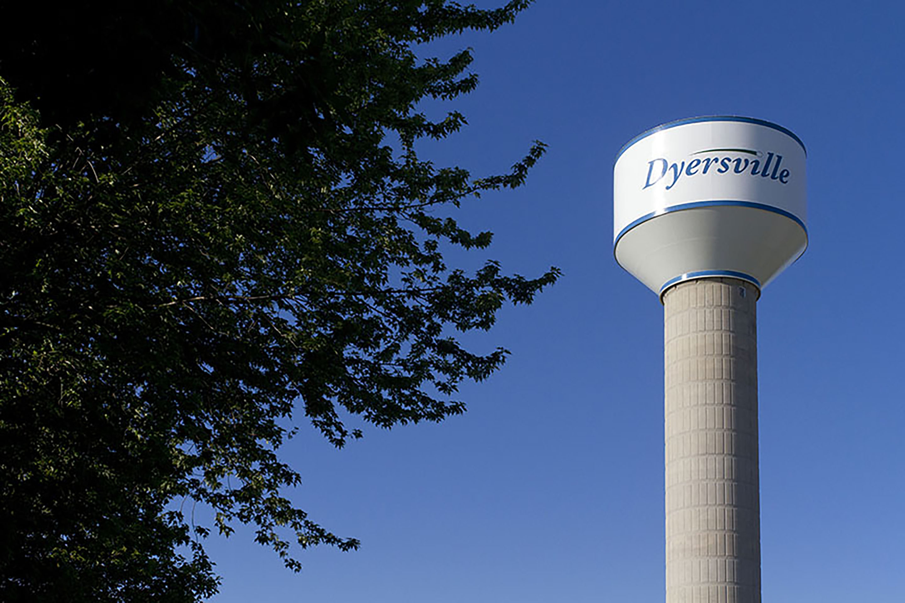 City Water Tower