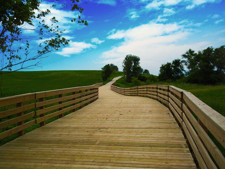 Fayette-Volga River Multi-Use Trail