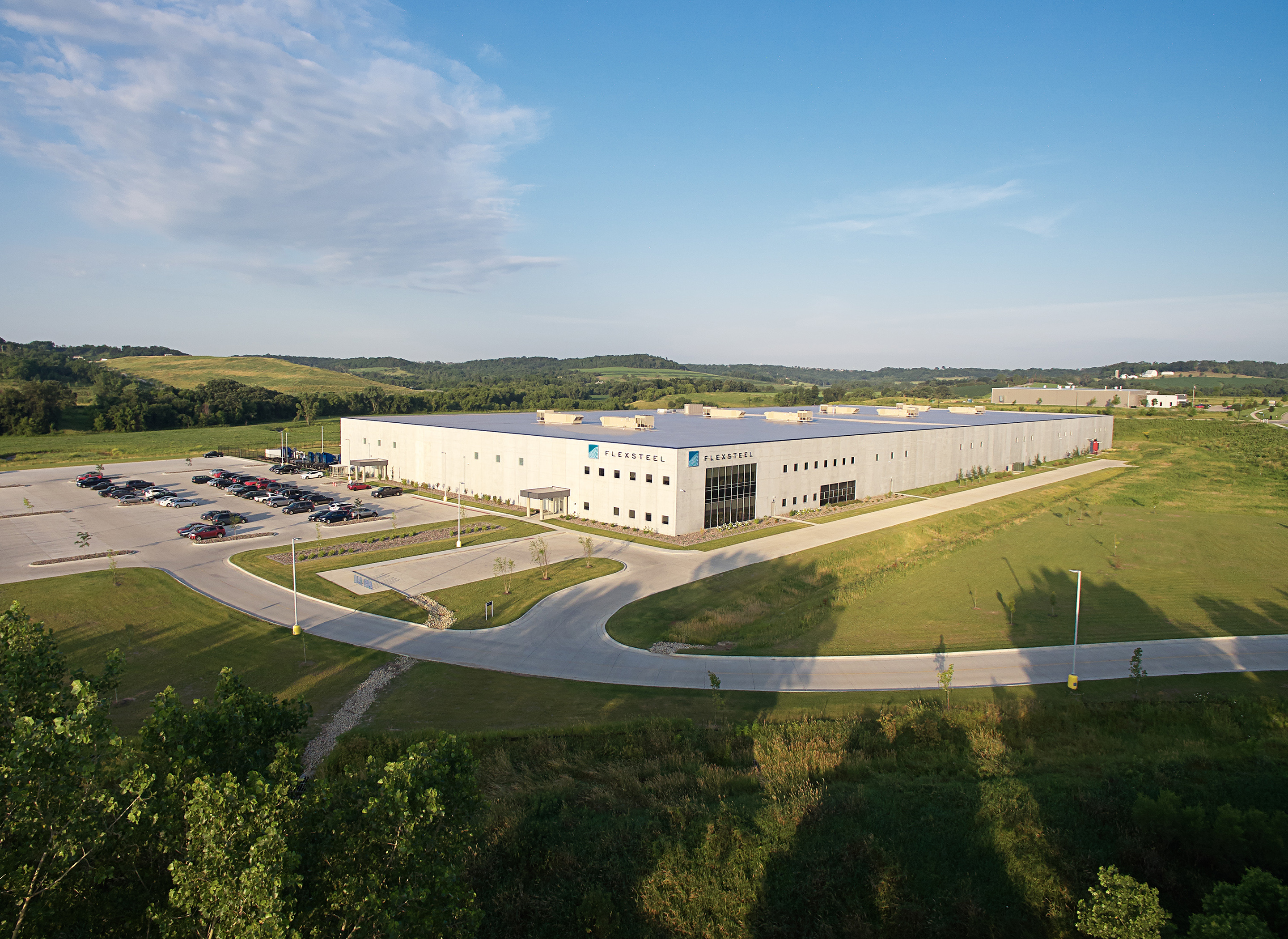 Flexsteel Office & Manufacturing Facility
