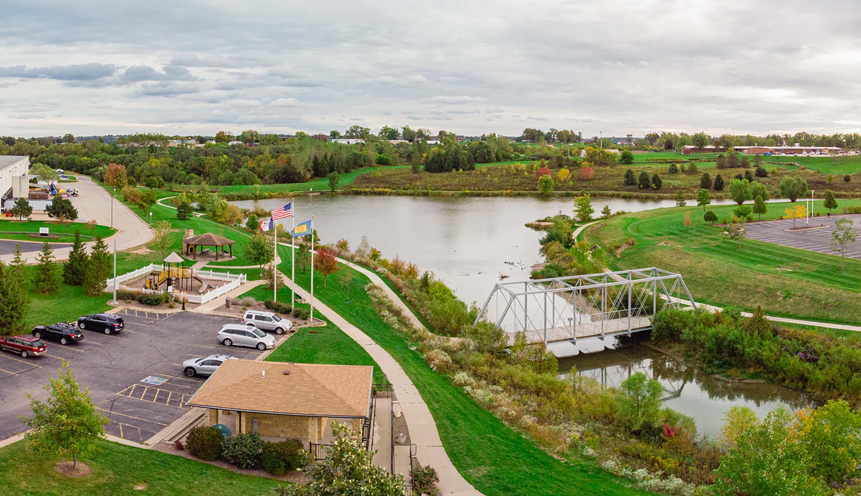 Bergfeld Recreation Area Development