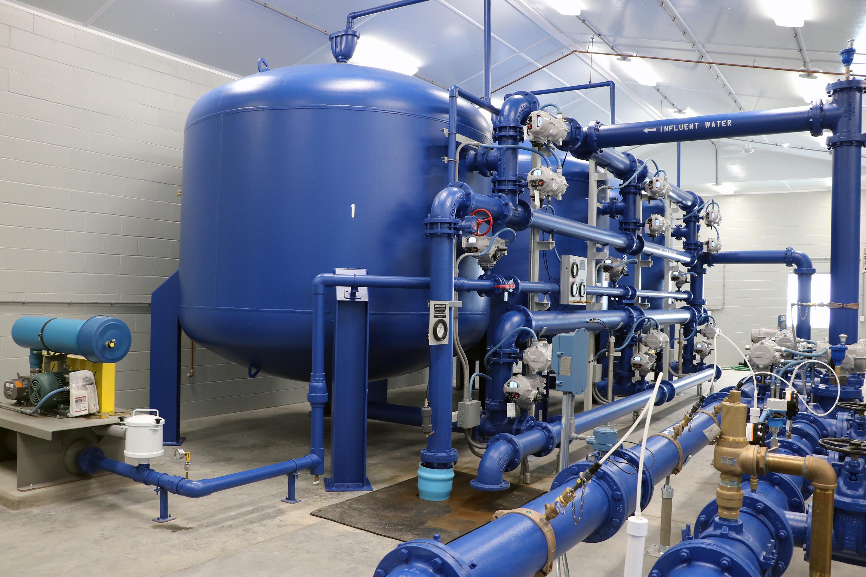 Water Treatment Facility - Radium Removal