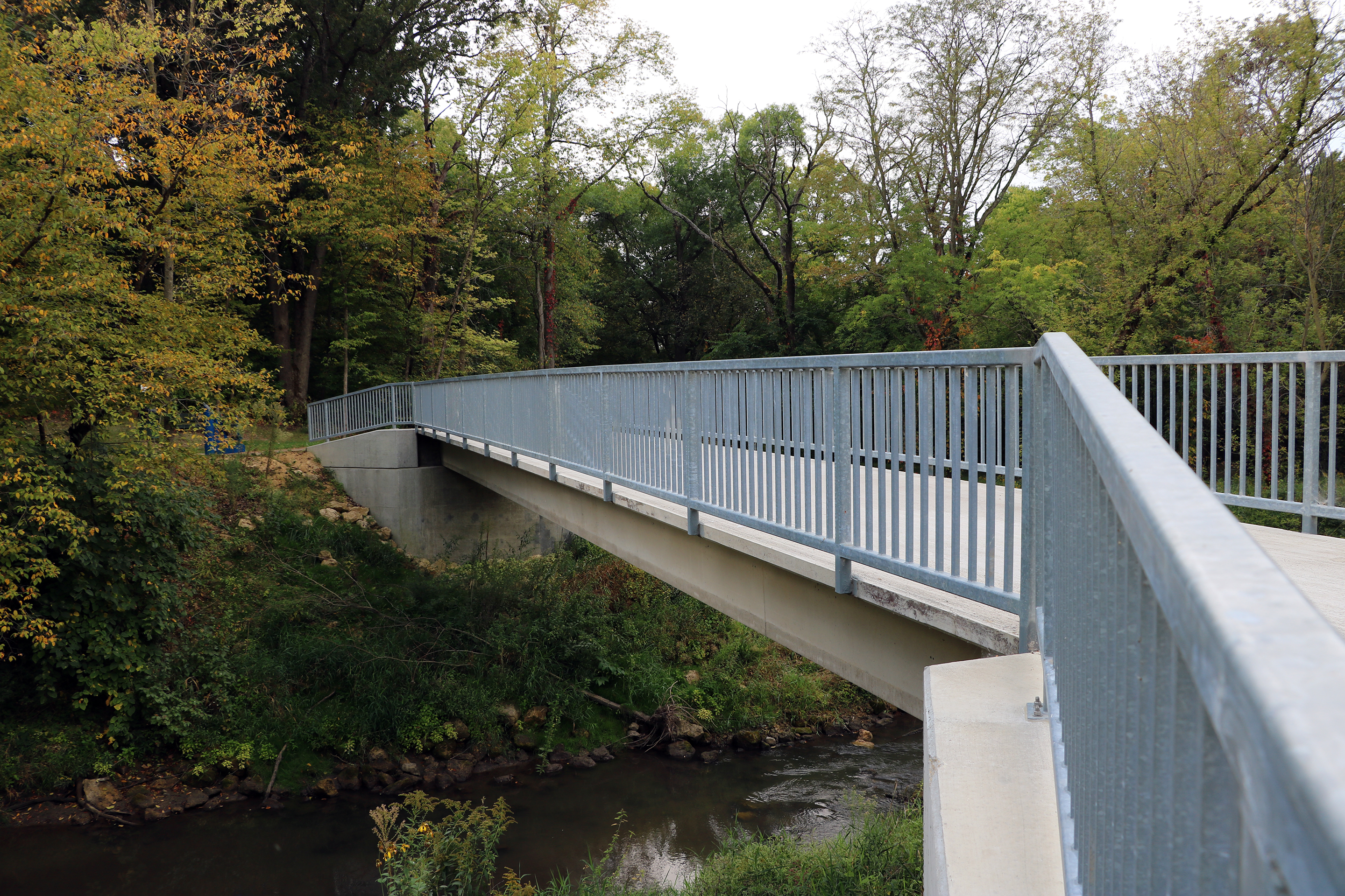 Westbrook Park Pedestrian Bridge